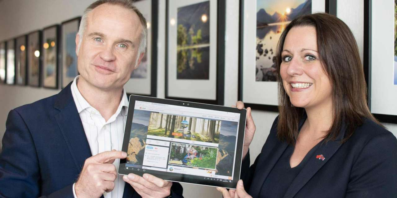 Lake District China Forum nominated for national innovation award