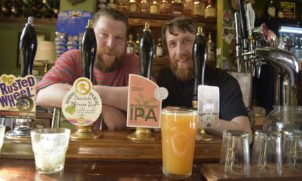 Official Orange Pip Market craft beer unveiled
