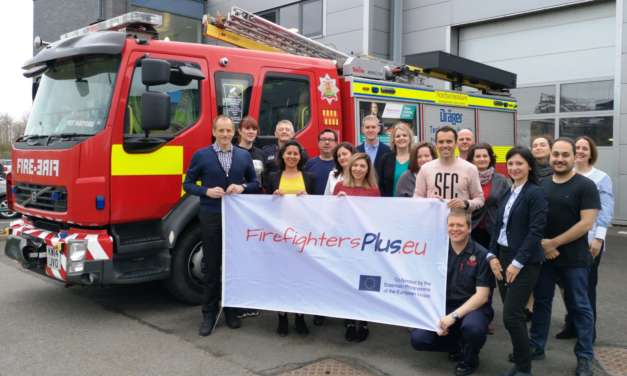 NFRS partner in multinational social inclusion project