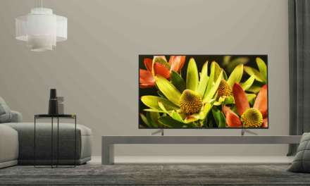 Sony introduces three new 4K HDR TV series