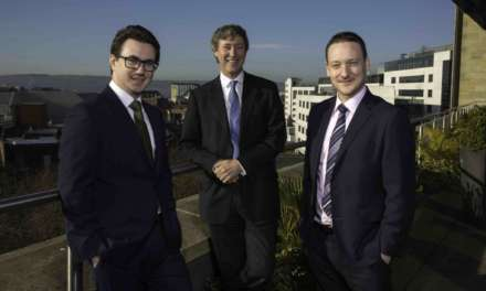 TWO NEW SOLICITORS BOOST MUCKLE'S AWARD WINNING CORPORATE TEAM