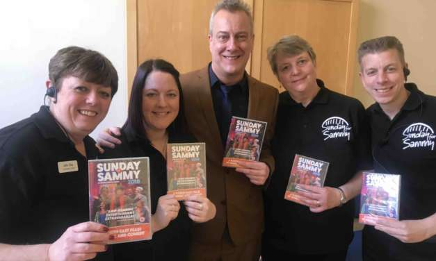 South Tyneside Talent at DVD Launch