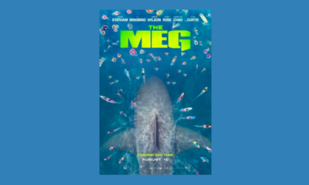 THE MEG starring Jason Statham releasing in cinemas 10th August 2018 ***