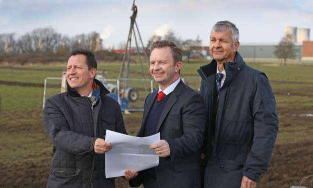 Investigations Clear the Way for Start of TeesAMP