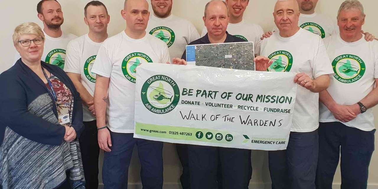 Walk of the Wardens