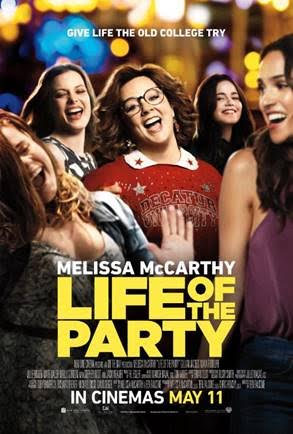 *** LIFE OF THE PARTY – New Trailer Released ***