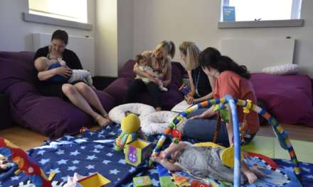 Baby Café launches at the Live Well Centre