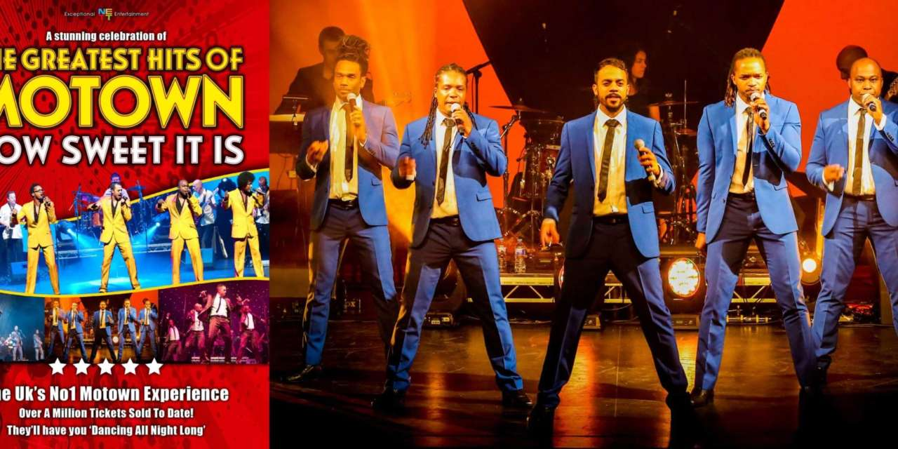Greatest hits of Motown at Middlesbrough Theatre