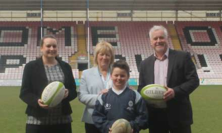 Scrum on down in aid of Butterwick Hospice