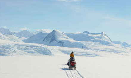 Northumbria receives £754,000 to help establish how quickly a massive Antarctic glacier could collapse