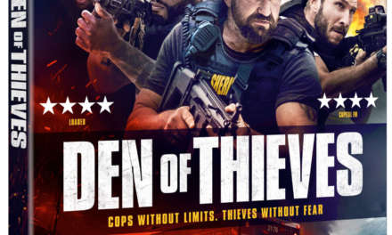 DEN OF THIEVES | Available on Digital Download 28 May and on Blu-ray™ & DVD on 4 June