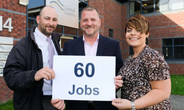 Coast & Country teams up with Coastline Security to bring 60 jobs across the region