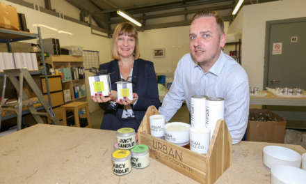 Urban Candle Co lights up future growth plans