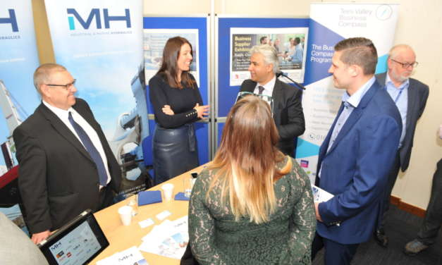 Materials Processing Institute's collaboration with industry to support Tees Valley SMEs