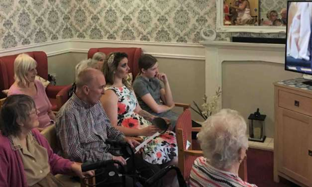 Teesside care homes celebrate royal wedding with parties