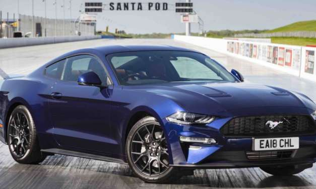 BEST-SELLING FORD MUSTANG UPGRADES EXTEND SOPHISTICATED PERFORMANCE TECH AND B&O PLAY AUDIO TO MORE CUSTOMERS