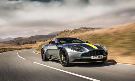 DB11 AMR – NEW PERFORMANCE FLAGSHIP OF THE DB11 RANGE
