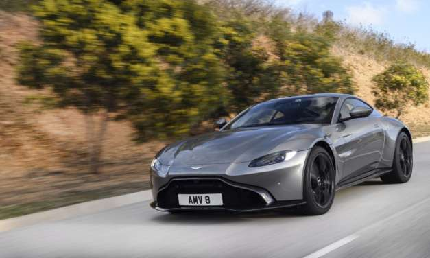 ASTON MARTIN ACHIEVES FIRST-QUARTER EBITDA OF £43.7 MILLION ON REVENUES OF £185.4 MILLION