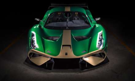 BRABHAM IS BACK WITH THE BT62