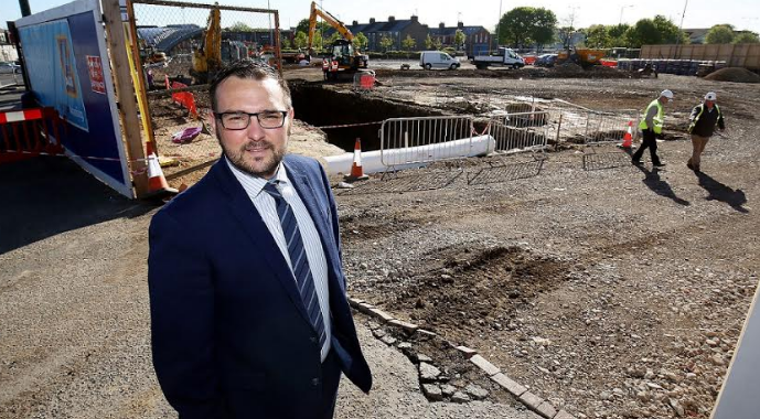 Further investment for County Durham town