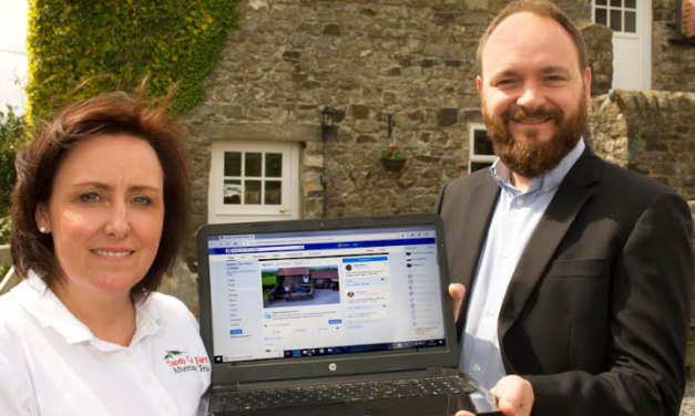 Sunny outlook for Weardale holiday lets thanks to free training