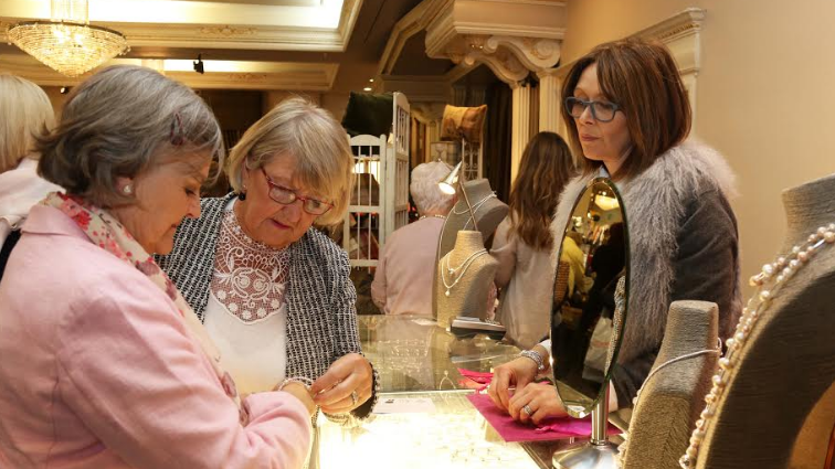 Charity shopping event announces beneficiaries for 2018