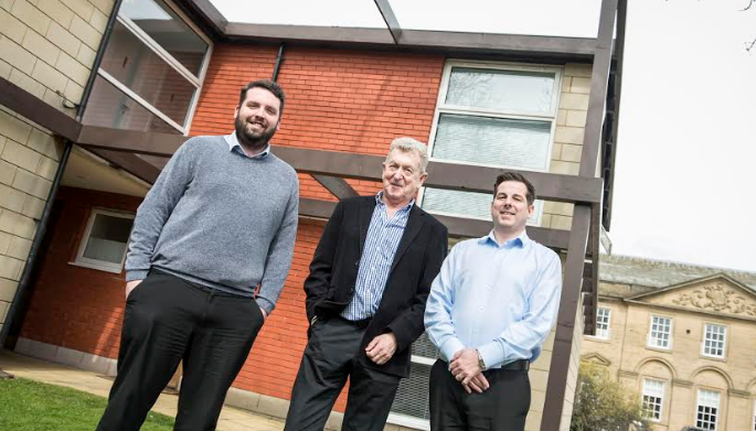 What a relief! Two offices close to Newcastle city centre come to market with 100% rate relief