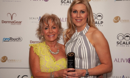 North East cosmetics business take home gold at prestigious award ceremony