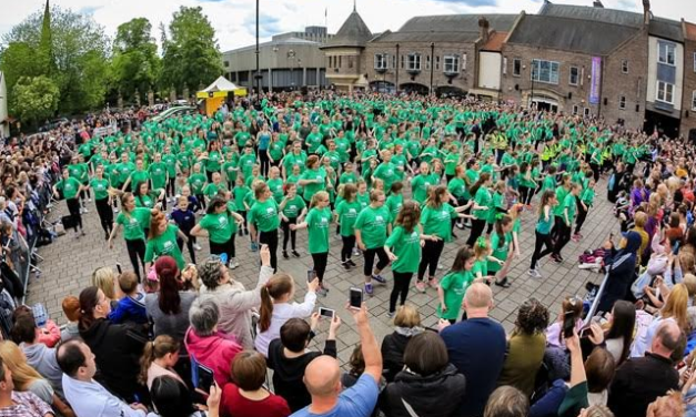 Join the fun at Darlington Dance Festival 2018