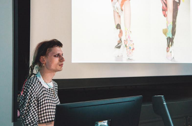Award-Winning Designer Inspires Next Generation in Fashion and Textiles