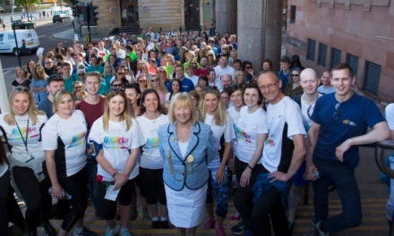 North East legal profession unites to walk for justice for all!