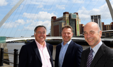 Award-winning corporate lawyer Martin Hulls appointed as managing partner at leading Northern law firm