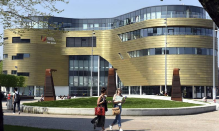 Teesside University recognised as an investor in people