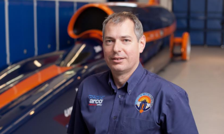 Land speed record engineer to speak at VentureFest Tees Valley