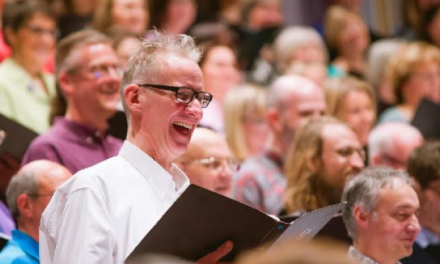 Workplace Choir of the Year to put singing staff  in the spotlight