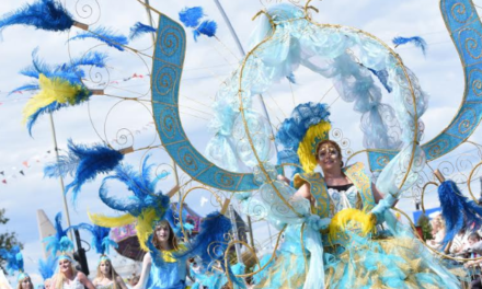 Icarus set to fly at South Tyneside Parade