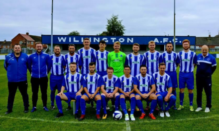 Willington AFC's Best Season Since 1976