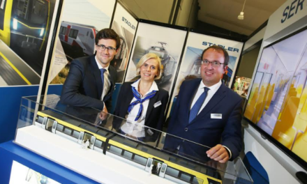 Stadler Announced as Headline Sponsor as Delivery Partner also Confirmed