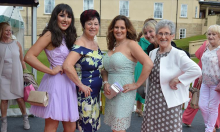 Ladies Day has the X Factor as £30,000 is raised for Butterwick Hospice