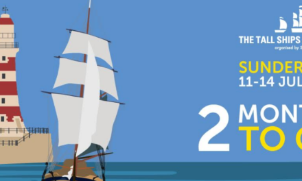 Sunderland unveils a four day festival for The Tall Ships Races 2018