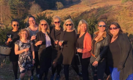 Female Lawyers Raise a Glass to Hepple Gin Distillery Visit