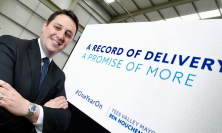 Tees Valley Mayor Announces 'Advanced' Airport Talks to Mark One Year Anniversary