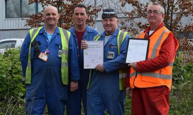 Colleagues recognised for breathing life back into burn