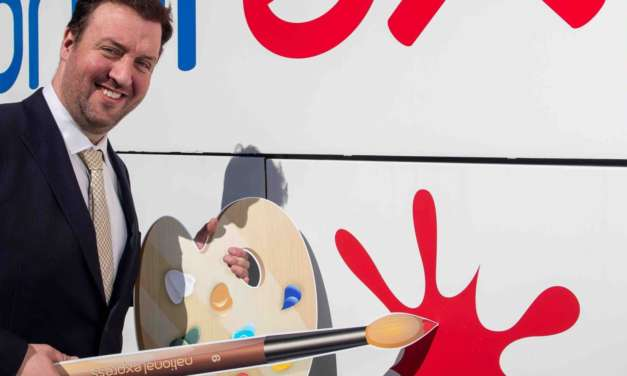 Kids called on to get creative and Colour the Coach National Express launches kids art competition