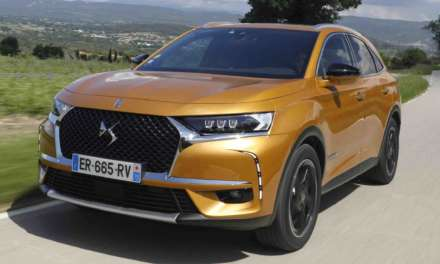DS 7 CROSSBACK PURETECH 225 AUTOMATIC: FOR THE PLEASURE OF DRIVING WITH PEACE OF MIND