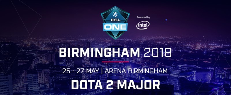 BBC Three to broadcast live Dota 2 major matches from ESL One Birmingham