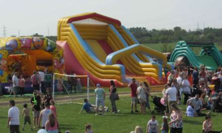 Free fun for all the family at Daisy Chain