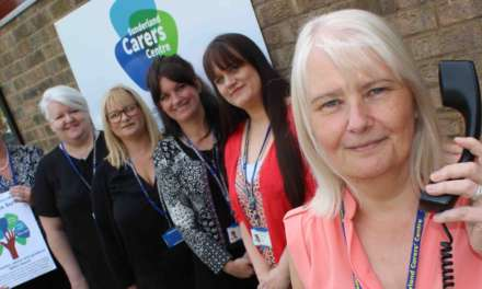 Dementia dial-in for Sunderland carers