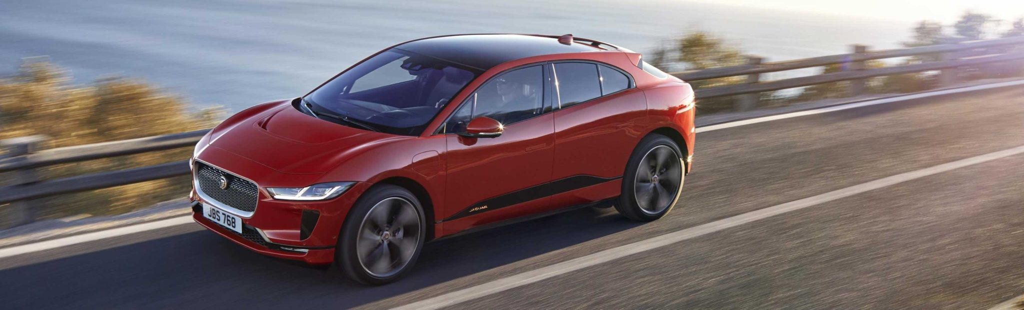 ALL-ELECTRIC JAGUAR I-PACE IS A 'GAME CHANGER'