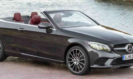 UPDATED MERCEDES-BENZ C-CLASS COUPÉ AND CABRIOLET NOW AVAILABLE TO ORDER